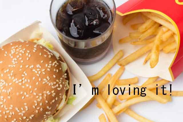 I'm loving it.